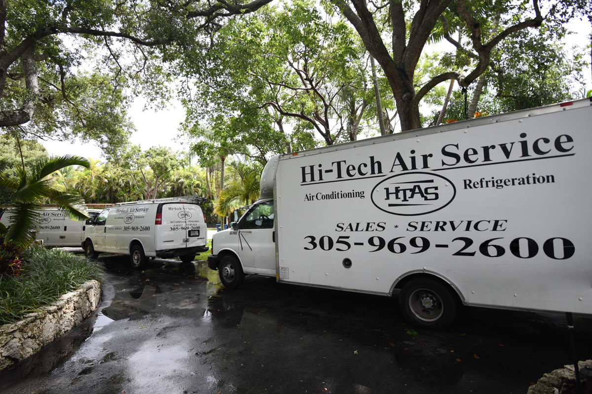 Hi-Tech Air Service - Miami HVAC Contractor